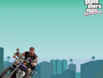 Vice City Stories PC Wallpaper - Biker