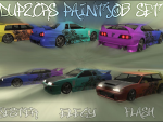Sports Cars - High Res Paintjobs