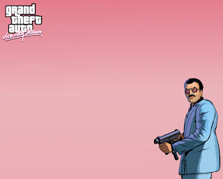 Vice City Stories PC Wallpaper - Gangster