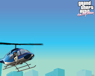 Vice City Stories PC Wallpaper - Chopper