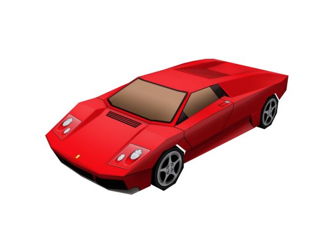 Igrandtheftauto Download Gtacw 26 Infernus Papercraft Model