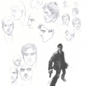 Character Sketches - Tommy Vercetti