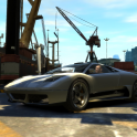 Infernus at the Docks.