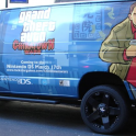 Chinatown Wars Van