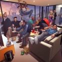 Patrick Brown: Grand Theft Auto Legends 2012
