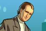 Phil Collins GTA-style Artwork