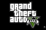 GTA V Logo Wallpaper