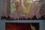 Vice City Hidden Packages and Bikini Girl Posters