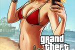 GTA V Coming Spring 2013 with Bikini Girl