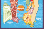 Grand Theft Auto Vice City Map