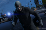 Causing trouble in Blaine County