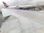 Heathrow Airport... Rain