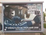 Leipzig Games Convention Billboard - Thanks to Ingmar