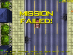 Mission Failed!