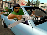ho Would Give Big Smoke a Gun?