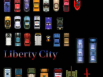 Liberty City Vehicles