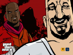 GTA3 Desktop Artwork - 8-Ball and El Burro