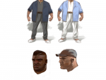 Character Sketches - BJ Smith