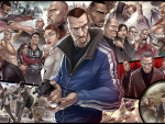 Patrick Brown GTA IV Fan Art