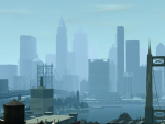 Liberty City Skyline