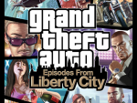 Episodes From Liberty City PS3 Box Art