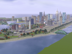 GTA IV in The Sims 3