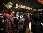 Rockstar Games booth at NY Comic Con 3