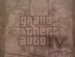 GTA IV Box Art Drawing by Steven Jeter