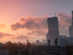 Just another wonderful sunset in Los Santos