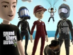 Xbox LIVE GTA V Avatar Collection
