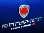Real Life Bravado Banshee Badge