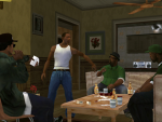 CJ confronts the Family