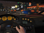 (First-person) Cruising the W.V. strip