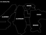 Official Liberty City Map
