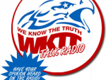 We Know The Truth talk radio logo.
