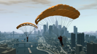 Extreme Base Jumping Competition