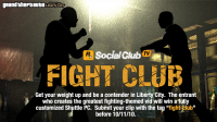 Fight Club EFLC Video Editor Contest
