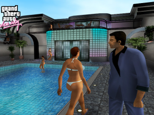 VICE CITY AVAILABLE ON PSN