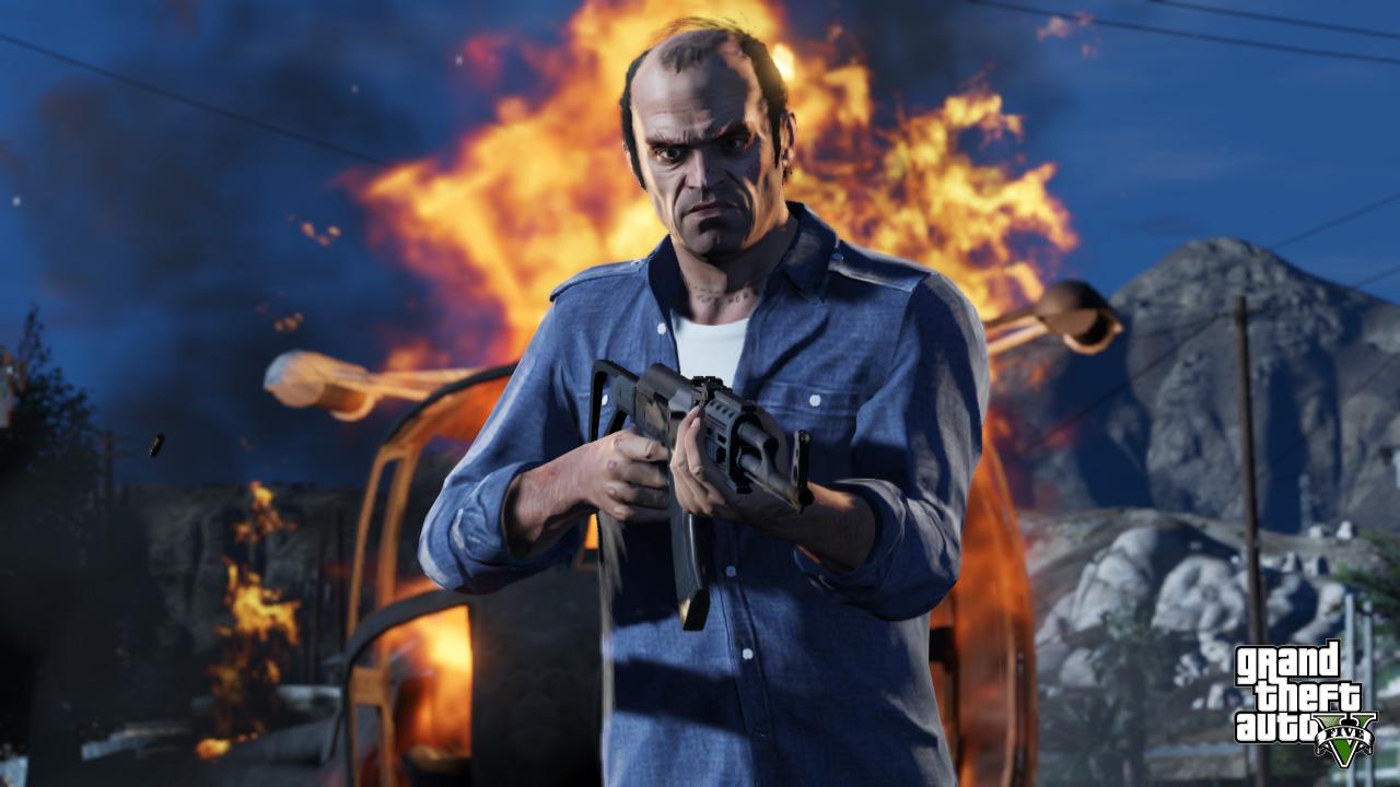 Sony's E3 Event: New GTA V Screens and PS3 Bundle - iGrandTheftAuto