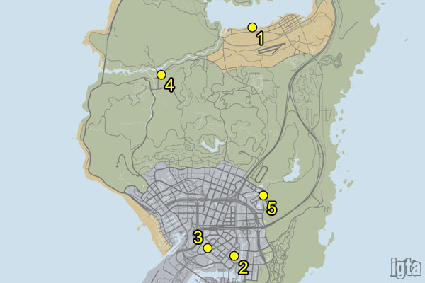 Grand Theft Auto V Trophy Guide • PSNProfiles com