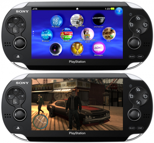 "PS Vita ""Game Heaven"" Tomorrow - iGrandTheftAuto"
