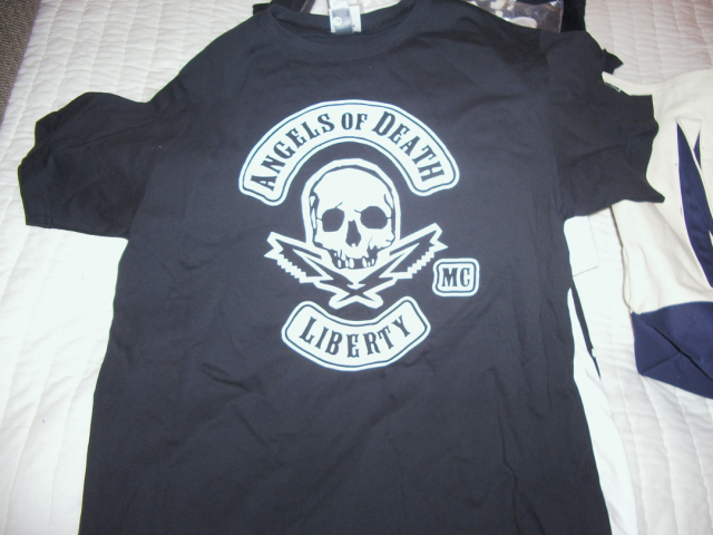 Angels Of Death - T-Shirt