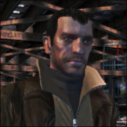 Niko Bellic, GTA4's main character.