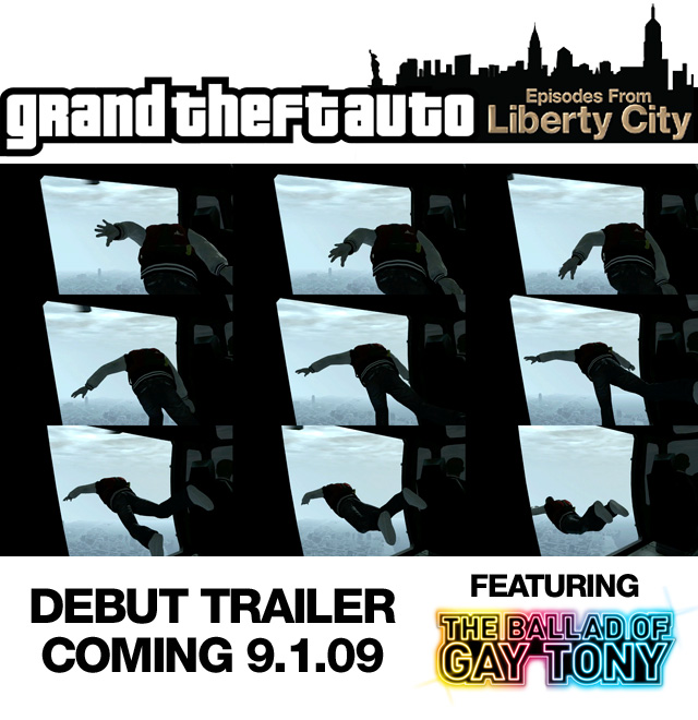 Episodes From Liberty City Trailer