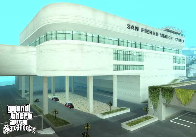 The San Fierro Medical Center