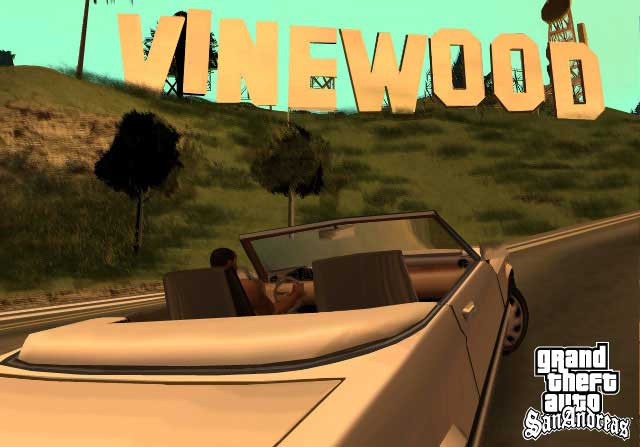 No Place Like Vinewood!