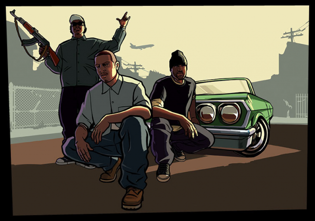 Grove Street Splash