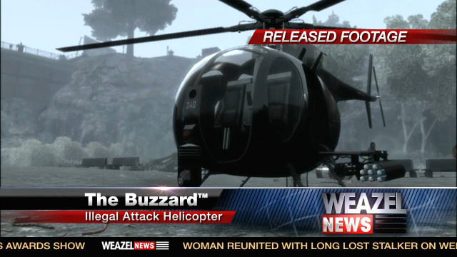 The Buzzard™