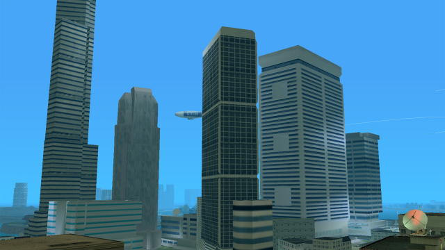 Downtown, Vice City