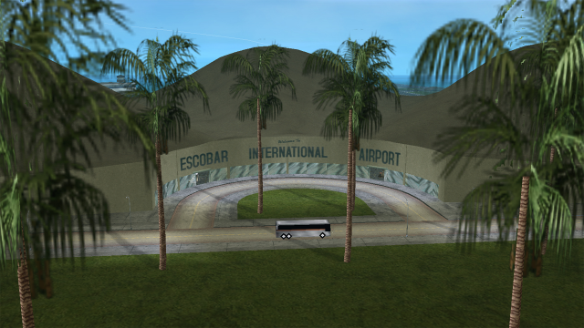 Escobar International Airport, Vice City